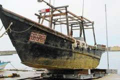 Bí ẩn những con tàu đầy xác người dạt tới Nhật