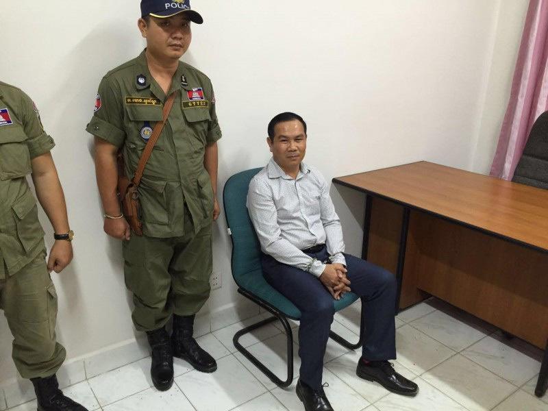 Campuchia bắt nghị sĩ dùng bản đồ giả về biên giới với VN