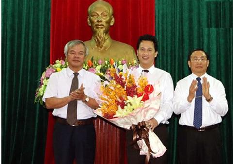 Hà Tĩnh, Phó bí thư tỉnh, Ủy viên dự khuyết, Đặng Quốc Khánh