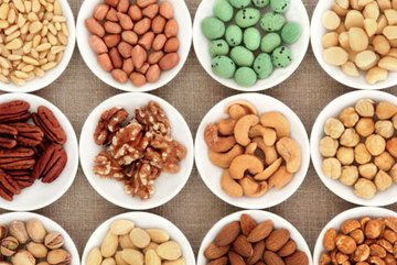 8 lợi ích tuyệt vời của các loại hạt