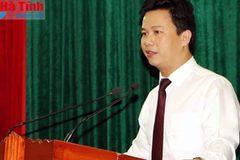 Hà Tĩnh có Phó bí thư tỉnh ủy trẻ nhất nước