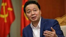 Bộ trưởng TN&MT: Ưu tiên xử lý việc nào đe dọa đời sống dân