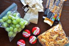 Bí kíp mang theo đồ ăn cho những chuyến bay dài