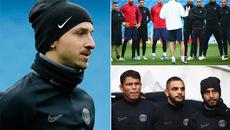 Blanc: Ibrahimovic sẽ ra đòn kết liễu Man City