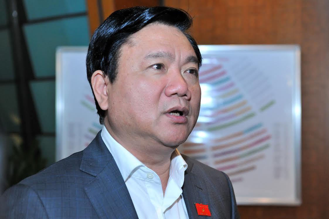 Ông Đinh La Thăng gửi tâm thư chia tay ngành giao thông