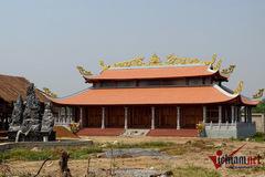 NS Hoài Linh được cấp phép xây nhà thờ tổ