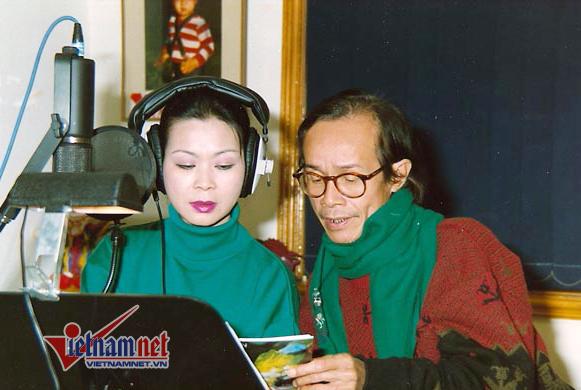 Khánh Ly, Trịnh Công Sơn từng trải báo ngủ chung