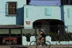Dân Cuba đổ xô đi học tiếng Anh