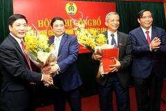 Ông Bùi Văn Cường làm Bí thư Đảng đoàn Tổng LĐLĐVN