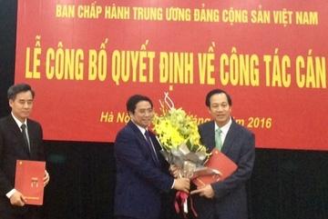 Ông Đào Ngọc Dung thôi giữ chức Bí thư Đảng ủy khối cơ quan TƯ