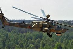 Trực thăng Nga rơi ở Syria, toàn bộ phi công thiệt mạng