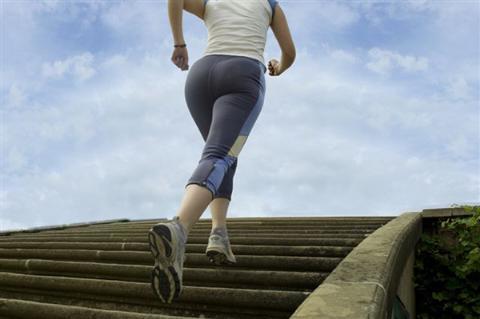 leo cầu thang giúp trẻ đẹp, bí quyết trẻ đẹp
