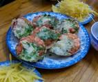 Nha Trang: Hai dĩa bánh căn 'chém' giá 250.000 đồng