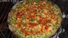 Bánh tráng nướng mỏng tang - Món ăn chơi phố núi Đà Lạt