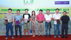 Đặc cách 5 golfer vào chung kết TPBank WAGC 2016