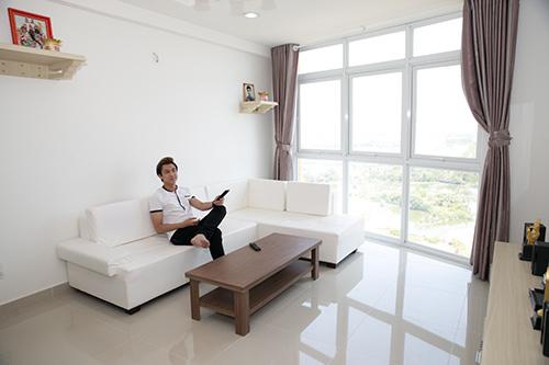 ông hoàng triệu view, Hồ Việt Trung, nhà đẹp của sao