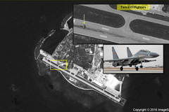 TQ lại trắng trợn điều máy bay chiến đấu ra Hoàng Sa