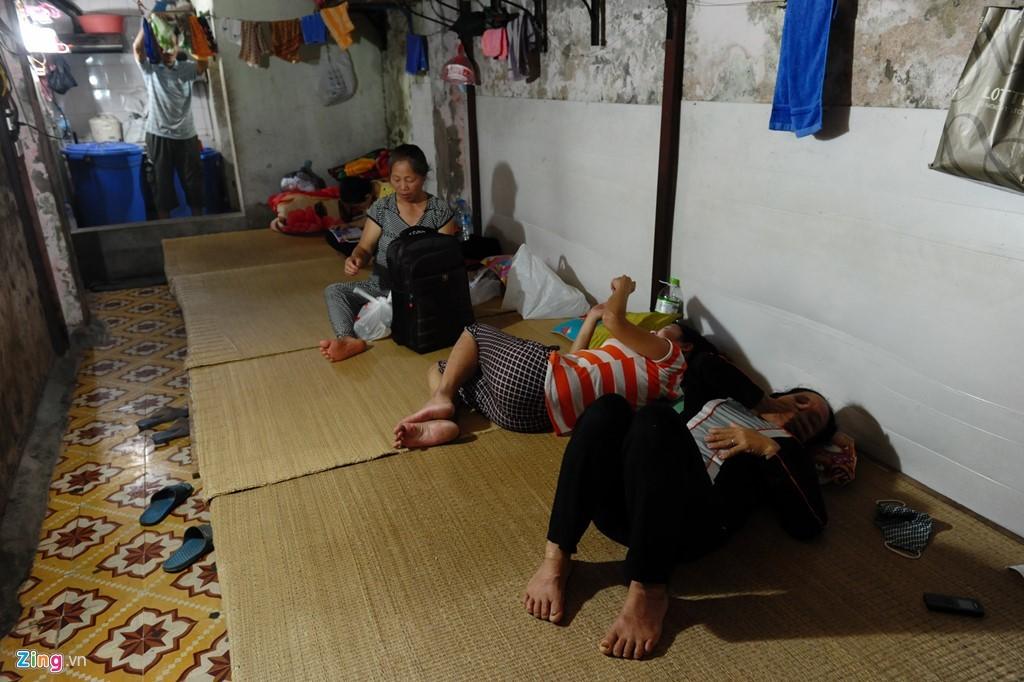 Phòng trọ điều hoà giá 15.000 đồng ở Hà Nội