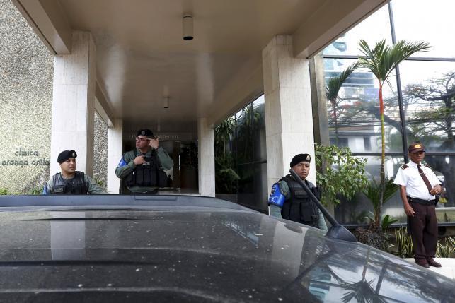 Cảnh sát bố ráp 'tâm bão' vụ rò rỉ Hồ sơ Panama