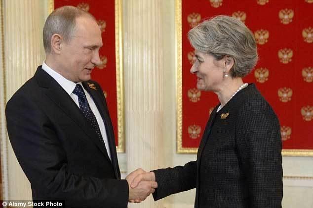 Bạn thân của Putin sáng giá cho chức Tổng thư ký LHQ