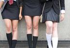 Trường cấm nữ sinh mặc váy ngắn bị phản đối