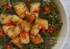 Canh dưa sắn - Đặc sản hấp dẫn của người Phú Thọ