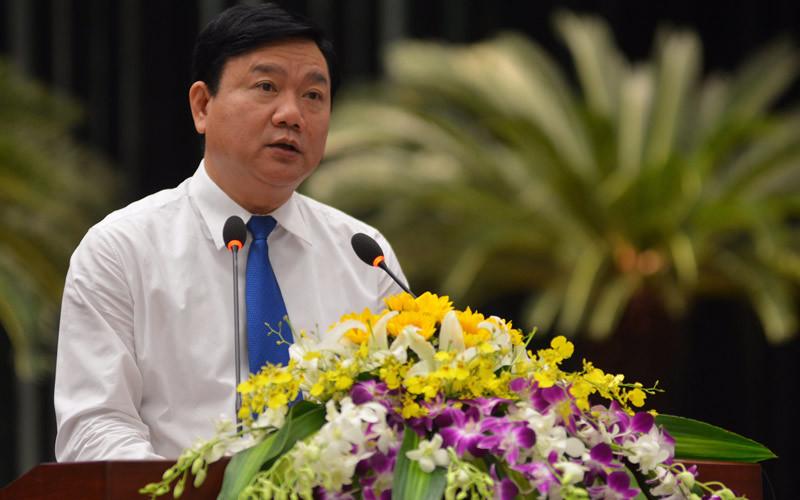 Bí thư Thành ủy TP.HCM Đinh La Thăng, hòn ngọc Viễn Đông