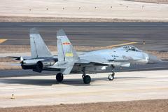 TQ đưa lượng máy bay lớn chưa từng có tới Phú Lâm