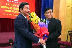 Bộ trưởng KH&ĐT: Sự mạnh mẽ của ông Bùi Quang Vinh là áp lực lớn
