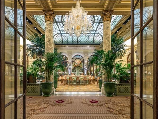 20160414160038 khach san 4 Ngàm nhìn bên trong 5 khách sạn yêu thích của giới đại gia toàn cầu