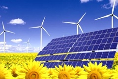 Mức tăng năng lượng tái tạo thế giới đạt kỷ lục năm 2015