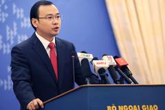 VN yêu cầu TQ đưa máy bay chiến đấu ra khỏi Phú Lâm