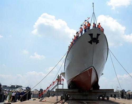 hải quân, tàu tên lửa