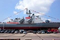 Hải quân có thêm cặp tàu tên lửa tấn công hiện đại