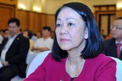 Đoàn chủ tịch MTTQ có 2 ủy viên Bộ Chính trị