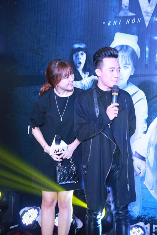 Trấn Thành - Hari Won: 'Tình cảm của chúng tôi là thật'