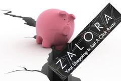 Zalora đã cạn sạch tiền