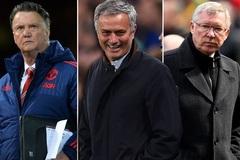 Sếp MU dứt khoát: Trảm Van Gaal, đánh bạc với Mourinho