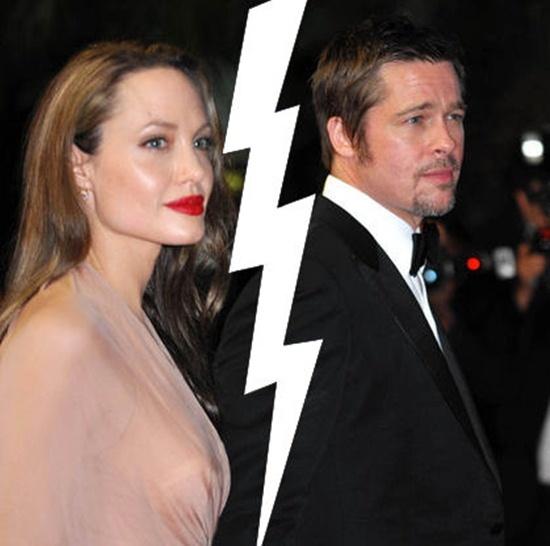 Angelina Jolie và Brad Pitt chia tay do người thứ ba?