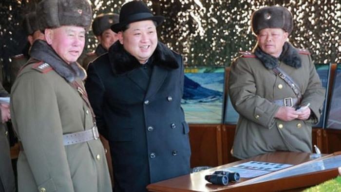 Triều Tiên, Kim Jong-un, Tổng tư lệnh, Phó Nguyên soái, Nguyên soái, Ri Myong-su, quân hàm, thăng hàm