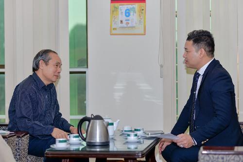 'Cây đại thụ' tâm huyết với ngành vàng Việt Nam