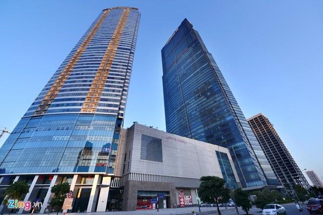 Mirae Asset, aon bgn, chứng khoán,  Keangnam Landmark 72, cao ốc Keangnam