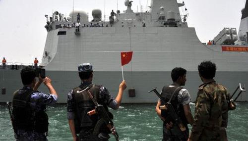 Trung Quốc  dùng tiền mua sân sau, Trung Quốc dùng tiền mua đồng minh, Trung Quốc đầu tư sang Châu Phi, Djibouti