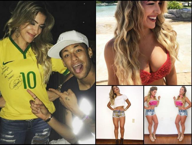 Neymar - con người của dục tính