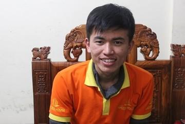 'Nhật ký bán rau' của một nam sinh viên