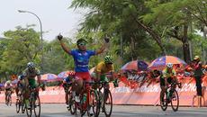 Giải xe đạp cúp TH TPHCM: Đua tranh khốc liệt