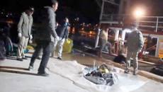 Phát hiện thi thể bé gái tị nạn Syria trong lưới đánh cá