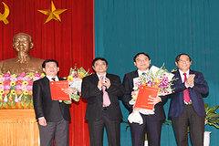 Ông Nguyễn Đắc Vinh làm Bí thư Tỉnh ủy Nghệ An