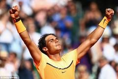 Nadal vào chung kết Monte Carlo kịch tính