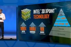 """Intel trình diễn ổ cứng có tốc độ siêu """"khủng"""""""